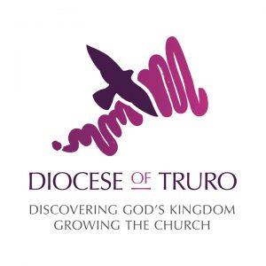 Diocese of Truro logo purple bird