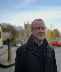Revd Paul Holley talks about the Bodmin Way