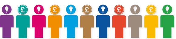 Meet the Funders logo