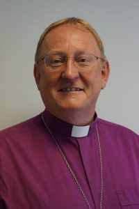 Photograph of Bishop Chris Goldsmith
