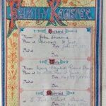 A family record