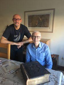 Gareth & Haydn Trezise