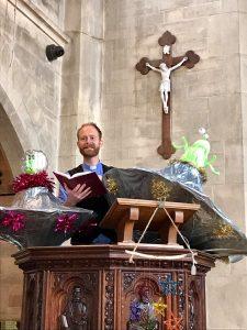 Graham Adamson Evangelical