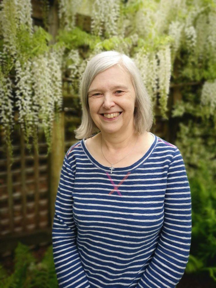 Janette Mullett prison chaplaincy and ordination