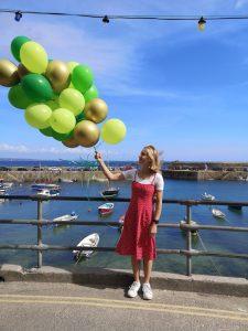 Green for Grenfell Balloons