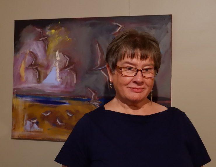 Revd  Canon Jane Vaughan-Wilson