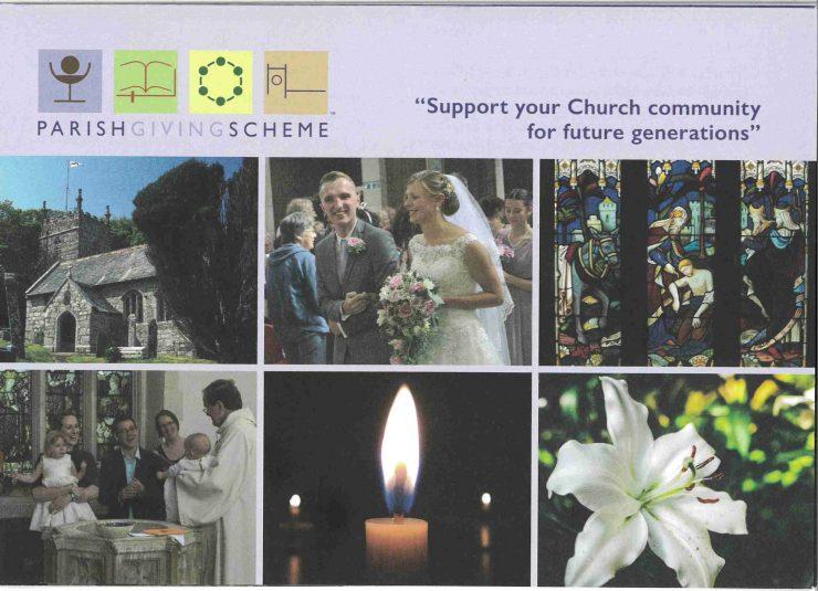 wider parish giving scheme