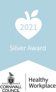 Healthy work place silver award